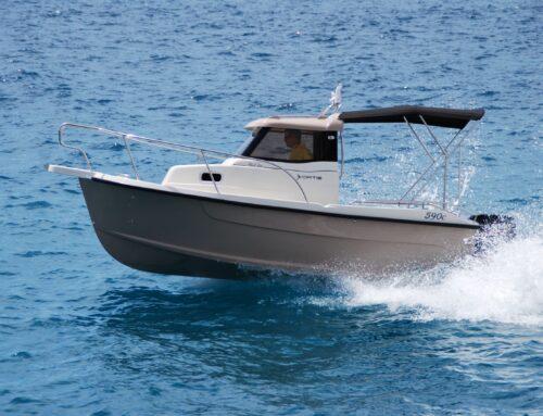 Neu: Hauptimporteur von FORTIS-Motorbooten