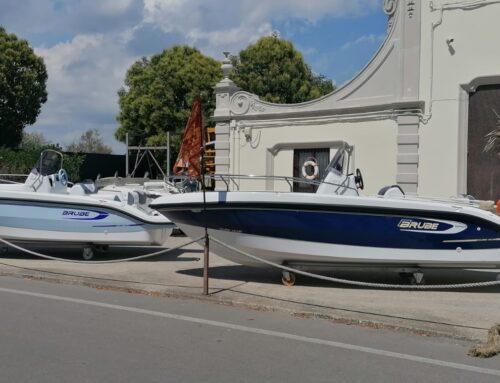 Neu: Brube Motorboote bei Inter Nautica